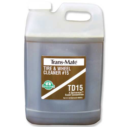 Trans-Mate Tire Wheel Cleaner