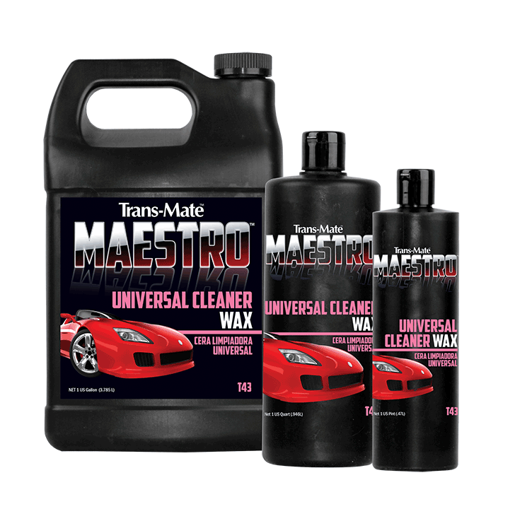 Trans-Mate Detail Cleaner Wax