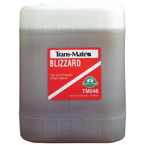 Blizzard Tire Cleaner
