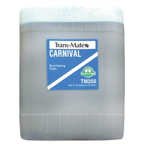 Carnival Triple Foam Wax