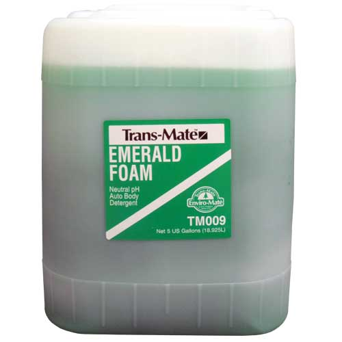 Emerald Foam Car Wash Soap