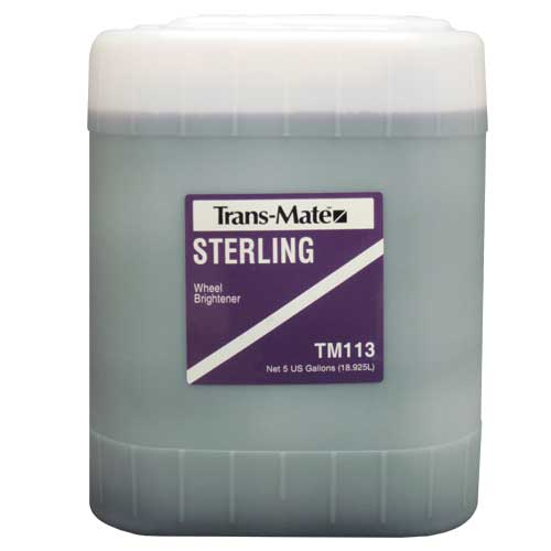 Sterling Wheel Cleaner