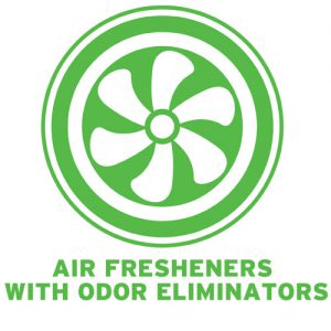 Air Fresheners with Odor Eliminator