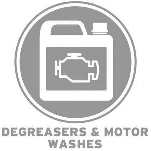 Degreasers & Motor Washes