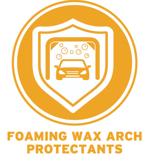 Foaming Wax Arch Protectants