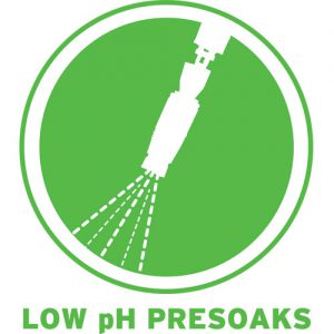 Low Ph Presoaks