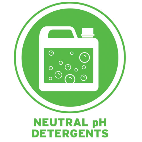 Neutral Ph Detergents