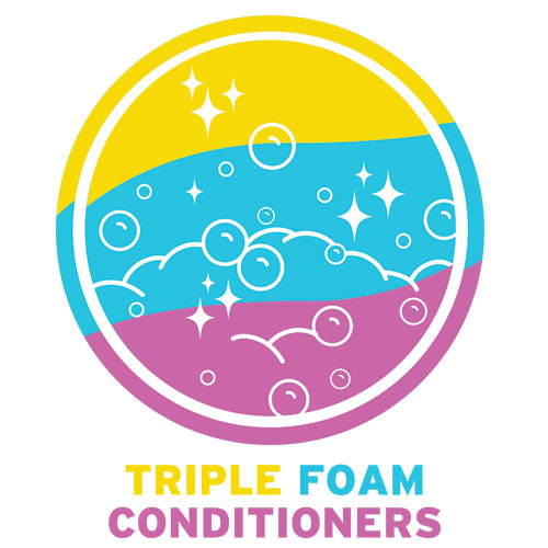 Triple Foam Conditioners
