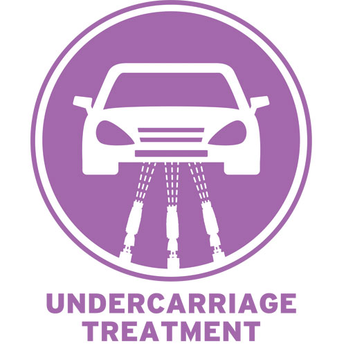 Under Carriage Treatment